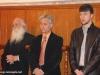 11ألاحتفال بعيد تذكار القديسين معلمي المسكونة في المدرسة البطريركية