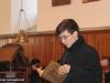 12ألاحتفال بعيد تذكار القديسين معلمي المسكونة في المدرسة البطريركية