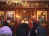 18ألاحتفال بعيد تذكار القديسين معلمي المسكونة في المدرسة البطريركية