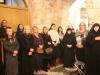 02ألاحتفال بعيد دخول السيد المسيح الى الهيكل في البطريركية ألاورشليمية