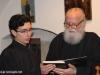 06ألاحتفال بعيد دخول السيد المسيح الى الهيكل في البطريركية ألاورشليمية