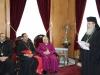 02وفد من الكنيسة ألانجليكانية في القدس يزور البطريركية