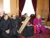 09وفد من الكنيسة ألانجليكانية في القدس يزور البطريركية
