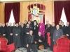 17وفد من الكنيسة ألانجليكانية في القدس يزور البطريركية