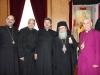 18وفد من الكنيسة ألانجليكانية في القدس يزور البطريركية