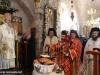 04ألاحتفال بعيد القديس إفثيميوس في البطريركية ألاورشليمية