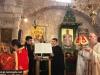 13ألاحتفال بعيد القديس إفثيميوس في البطريركية ألاورشليمية