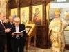 04غبطة البطريرك يترأس خدمة القداس الالهي في بلدة أبوسنان