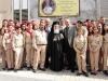 10غبطة البطريرك يترأس خدمة القداس الالهي في بلدة أبوسنان