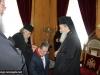 03تكريم متروبوليت كاترينبورغ في البطريركية ألاورشليمية
