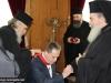 04تكريم متروبوليت كاترينبورغ في البطريركية ألاورشليمية