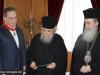 06تكريم متروبوليت كاترينبورغ في البطريركية ألاورشليمية