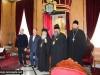 12تكريم متروبوليت كاترينبورغ في البطريركية ألاورشليمية