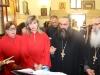06غبطة البطريرك يترأس خدمة القداس الالهي في بلدة الجديدة في الجليل