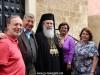 25غبطة البطريرك يترأس خدمة القداس الالهي في بلدة الجديدة في الجليل