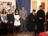07تقطيع كعكة الفاسيلوبيتا في مقر الجالية اليونانية في القدس