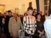 08تقطيع كعكة الفاسيلوبيتا في مقر الجالية اليونانية في القدس