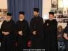 13تقطيع كعكة الفاسيلوبيتا في مقر الجالية اليونانية في القدس