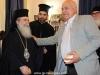 17تقطيع كعكة الفاسيلوبيتا في مقر الجالية اليونانية في القدس