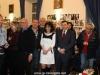 21تقطيع كعكة الفاسيلوبيتا في مقر الجالية اليونانية في القدس