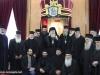 09 الرئيس الروحي وكهنة مطرانية عكا يزورون البطريركية