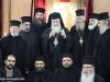 10 الرئيس الروحي وكهنة مطرانية عكا يزورون البطريركية