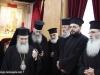 13 الرئيس الروحي وكهنة مطرانية عكا يزورون البطريركية