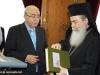07رئيس البرلمان القبرصي في البطريركية ألاورشليمية