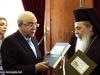 08رئيس البرلمان القبرصي في البطريركية ألاورشليمية