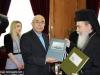 09رئيس البرلمان القبرصي في البطريركية ألاورشليمية