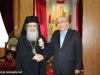 10رئيس البرلمان القبرصي في البطريركية ألاورشليمية