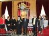 11رئيس البرلمان القبرصي في البطريركية ألاورشليمية