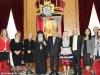 12رئيس البرلمان القبرصي في البطريركية ألاورشليمية