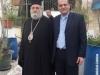 02ألاحتفال بعيد القديس بورفيريوس في غزه