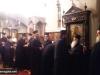 13خدمة الصلاة المسائية وصلاة الغفران في البطريركية
