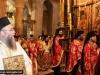 14ألاحتفال بأحد ألاورثوذكسية في البطريركية ألاورشليمية
