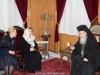 07زوجة رئيس وزراء روسيا ديميتري ميدفيديف تزور البطريركية