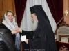 08زوجة رئيس وزراء روسيا ديميتري ميدفيديف تزور البطريركية