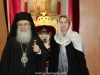 11زوجة رئيس وزراء روسيا ديميتري ميدفيديف تزور البطريركية