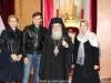 13زوجة رئيس وزراء روسيا ديميتري ميدفيديف تزور البطريركية