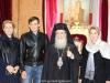 14زوجة رئيس وزراء روسيا ديميتري ميدفيديف تزور البطريركية