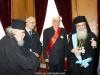 10رئيس الجمهورية اليونانية يزور البطريركية ألاورشليمية
