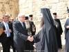 14رئيس الجمهورية اليونانية يزور البطريركية ألاورشليمية