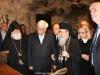 17رئيس الجمهورية اليونانية يزور البطريركية ألاورشليمية