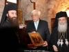 19رئيس الجمهورية اليونانية يزور البطريركية ألاورشليمية