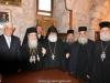 20رئيس الجمهورية اليونانية يزور البطريركية ألاورشليمية