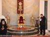 IMG_0021أولاد مدرسة ألاحد في الناصرة وأبناء الطائفة ألاورثوذكسية في الرينة يزورون البطريركية