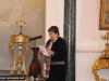 IMG_0022أولاد مدرسة ألاحد في الناصرة وأبناء الطائفة ألاورثوذكسية في الرينة يزورون البطريركية
