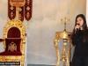 IMG_0033أولاد مدرسة ألاحد في الناصرة وأبناء الطائفة ألاورثوذكسية في الرينة يزورون البطريركية