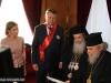 05رئيس الجمهورية الرومانية يزور البطريركية ألاورشليمية
